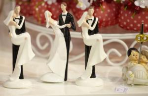 Bomboniere matrimonio statuine